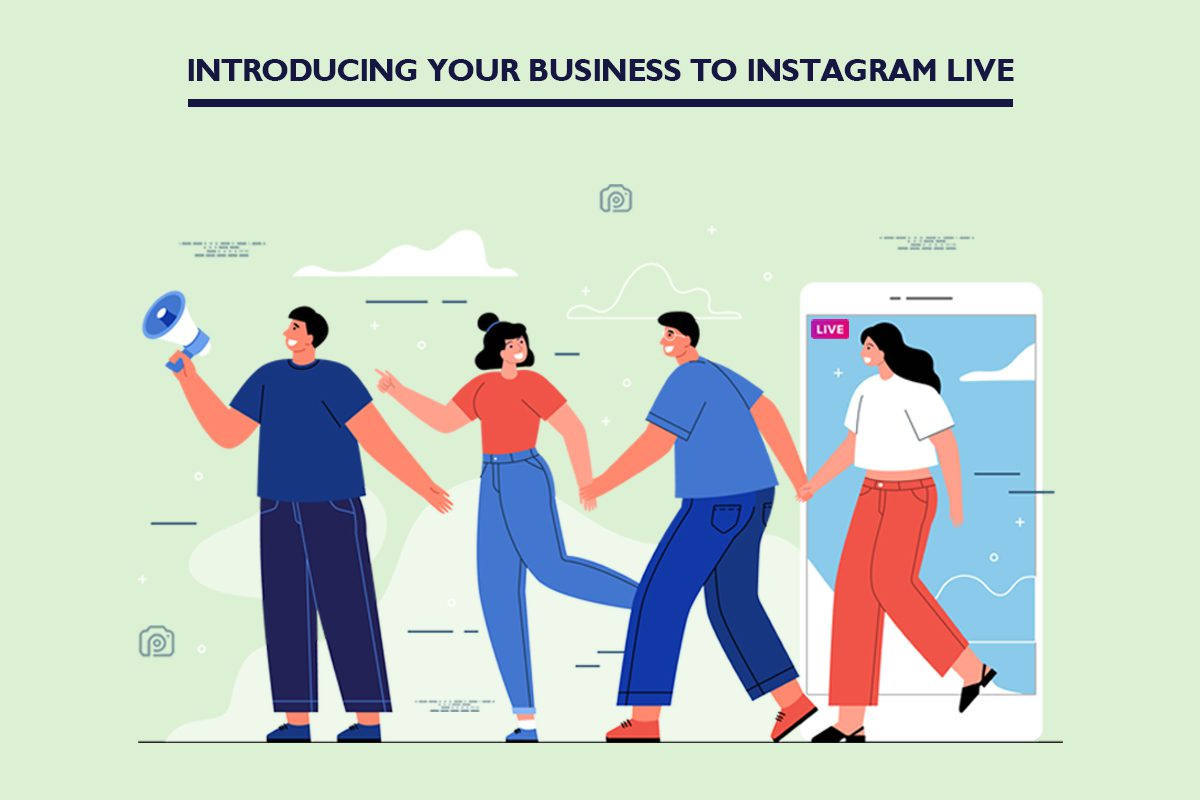 Introducing your business to Instagram Live
