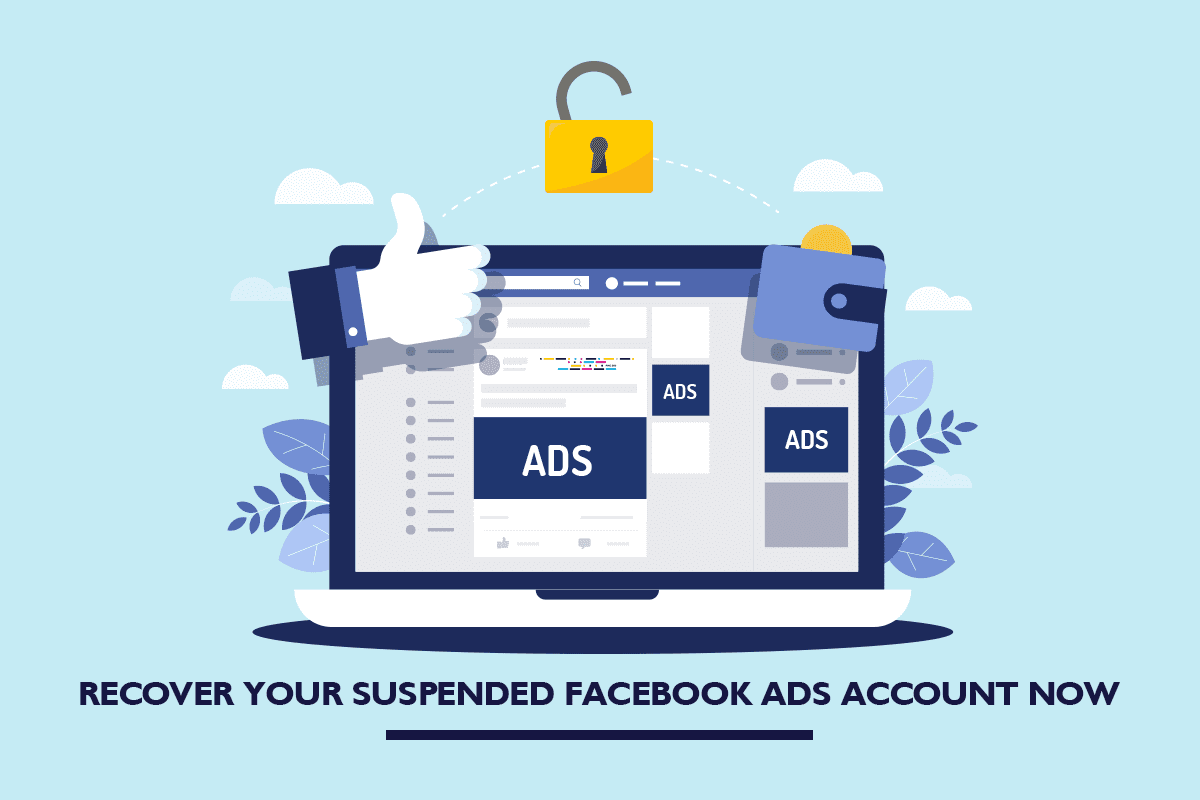 Help! My Facebook Ad Account is suspended!