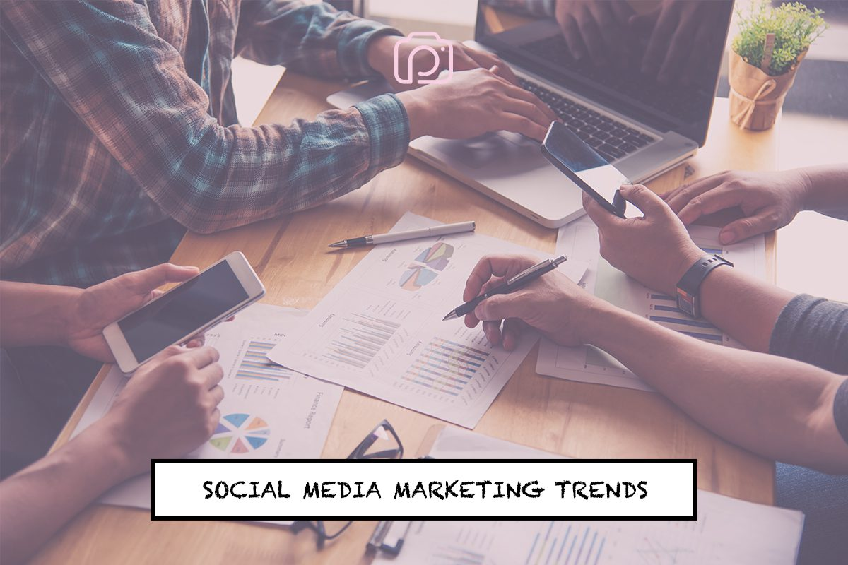 Five social media marketing trends to look out for