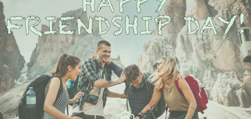 Our favourite Friendship Day posts from around the world!