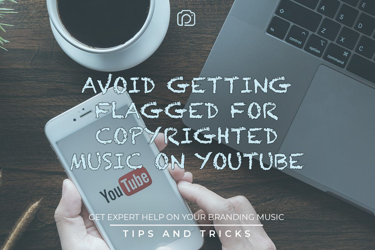 Avoid getting flagged for copyrighted music on YouTube