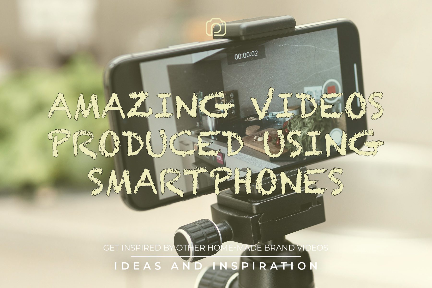 Amazing videos produced using smartphones