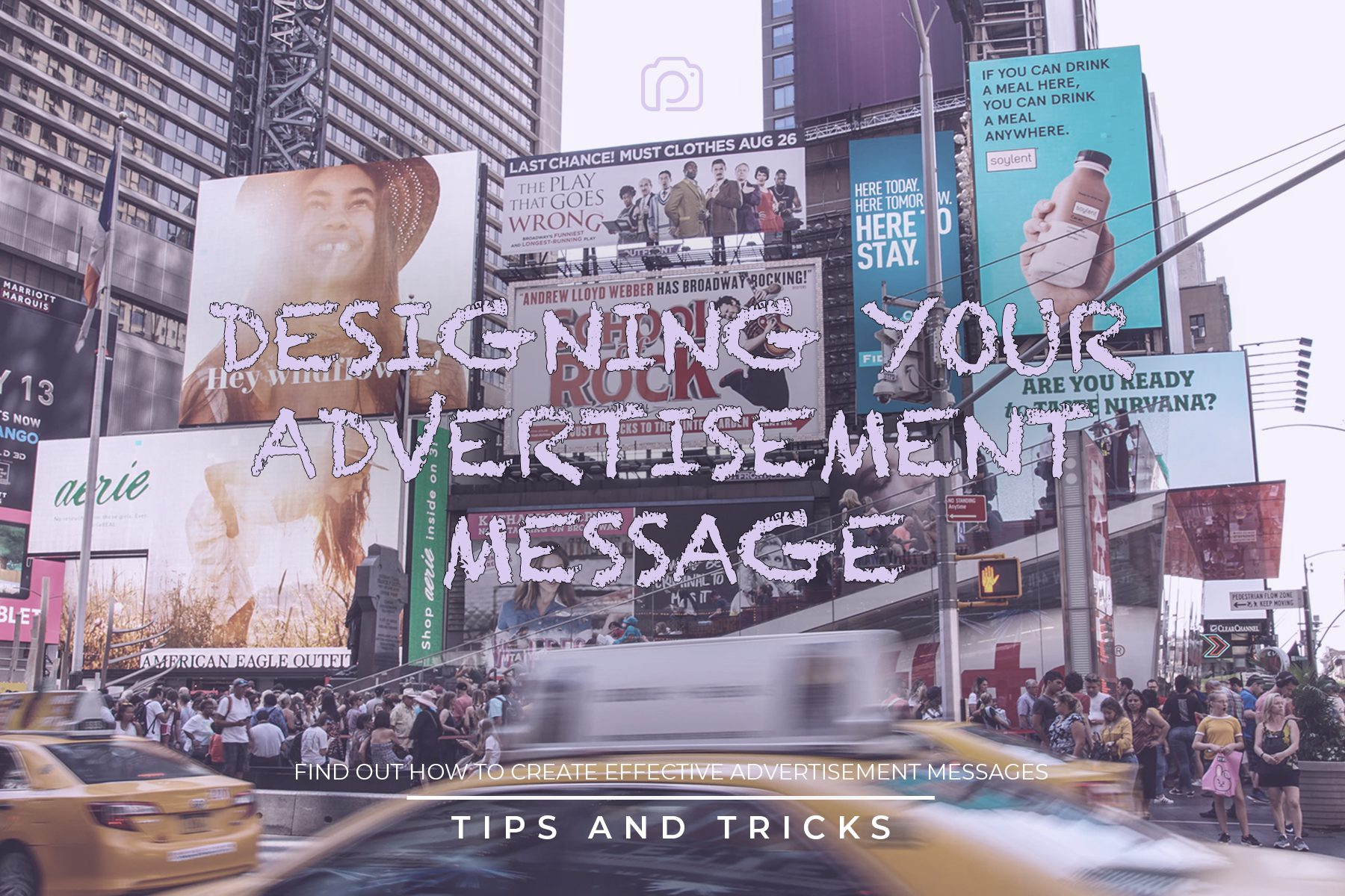 Designing your advertisement messages