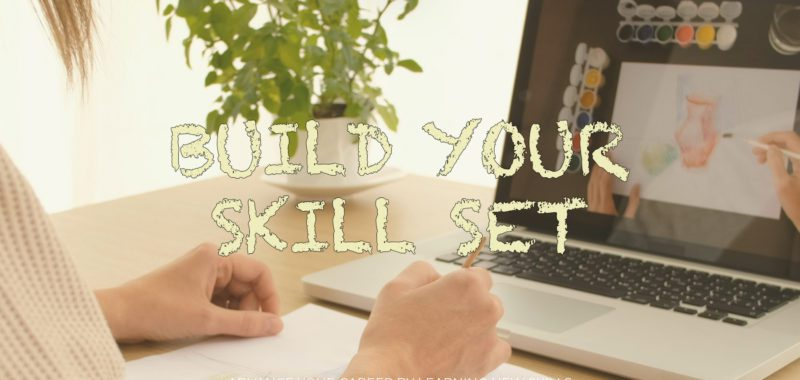 How to build your skill set for the future