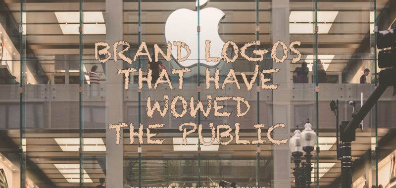 Brand logo designs that have wowed the public