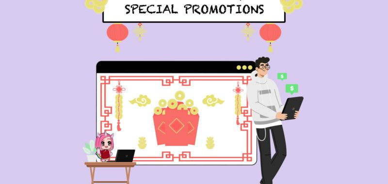 Chinese New Year 2021 special promotions