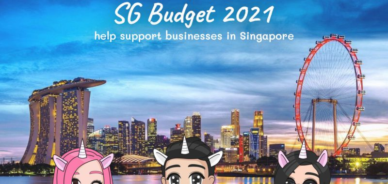 How SG Budget 2021 helps SMEs and Startups in Singapore