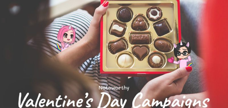 Noteworthy Valentine's Day Campaigns for 2021