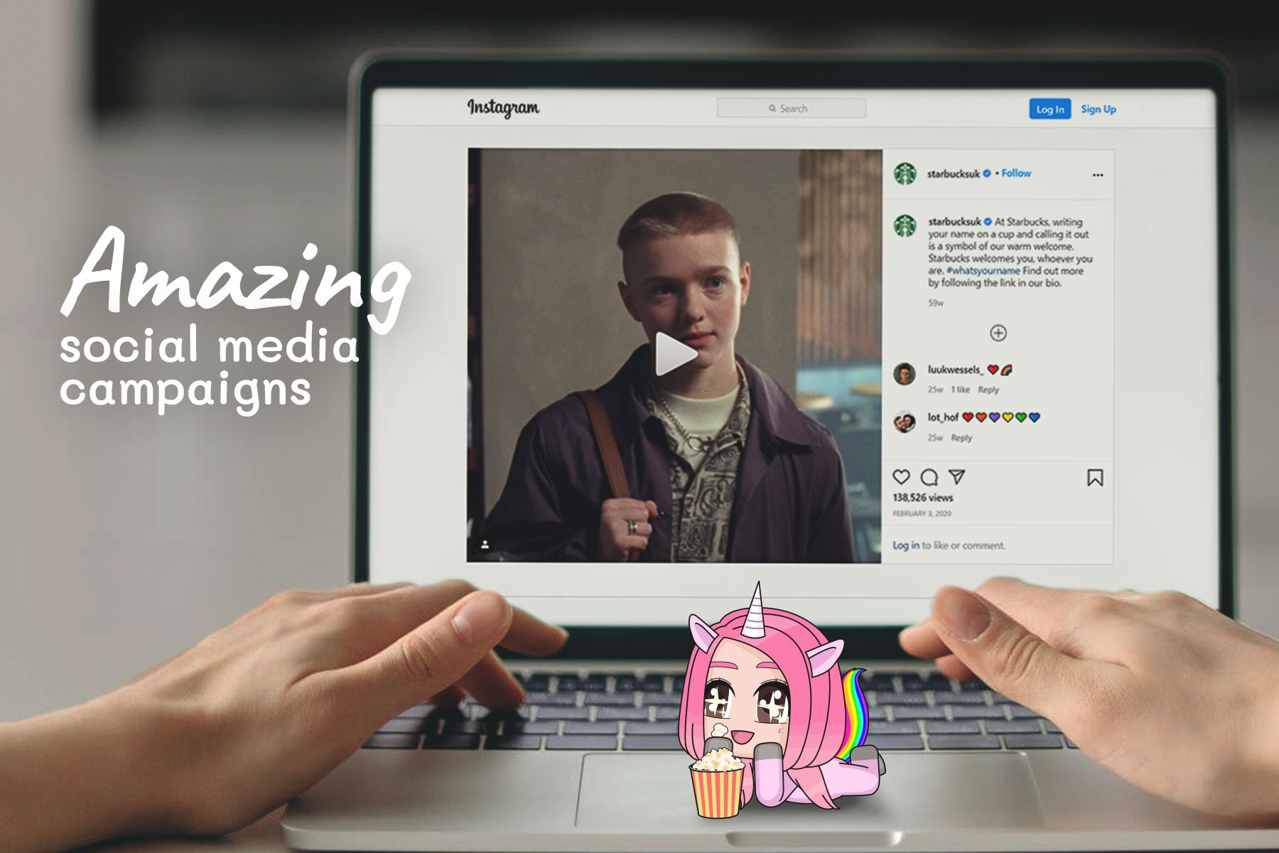Three amazing social media campaign ideas and why they worked