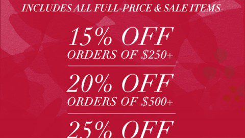 Shopbop's BIGGEST Sale of 2014 – lasts an entire WEEK!
