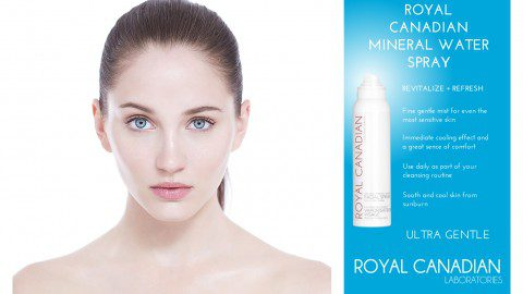Royal Canadian Mineral Water Spray: Do They Work?