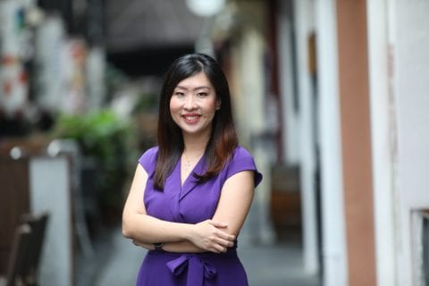 Violet Lim's Viola.AI marries AI and Blockchain with a dating app