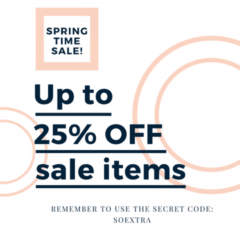 Springtime SHOPBOP Sale is finally here!