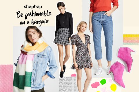 Be fashionable on a bargain: Shopbop's under USD 200 fashion finds