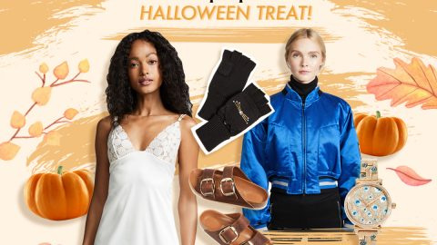 Shopbop's halloween treat