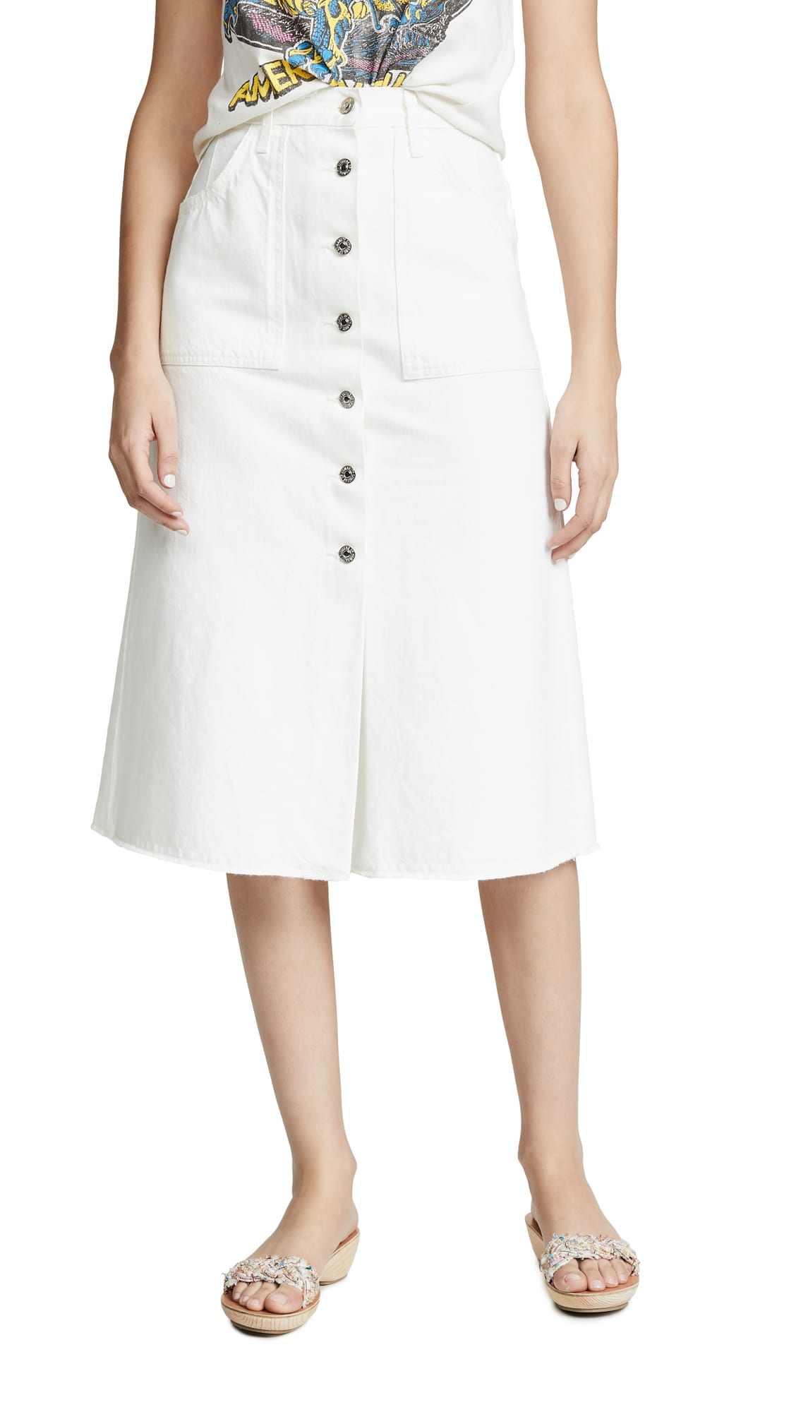 shopbop Citizens of Humanity Amelia Skirt