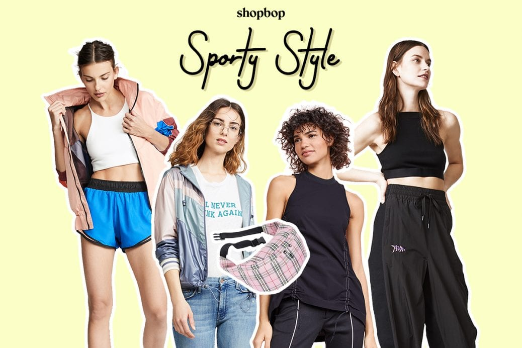 Shopbop Feature - The Sporty Edition_feature