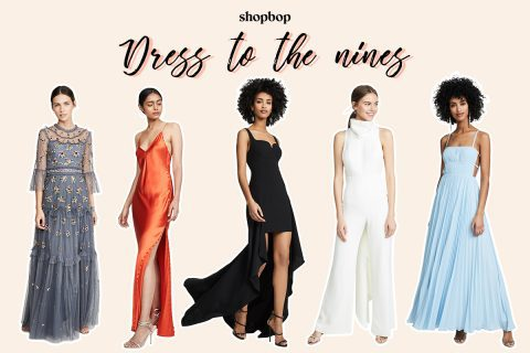Dress to the nines